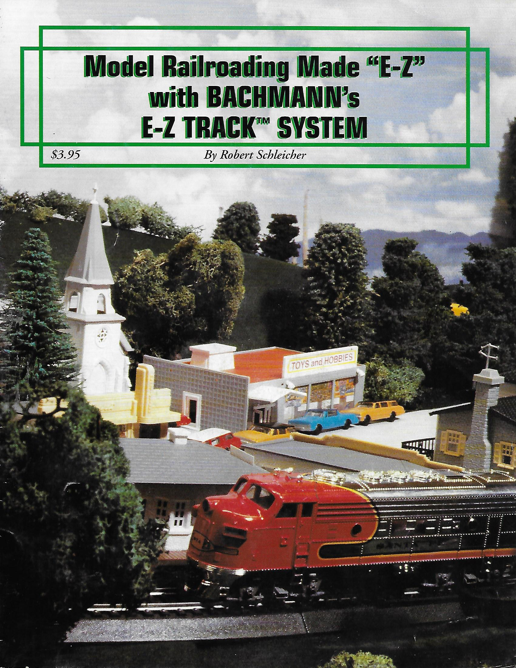 "Model Railroading Made ""E-Z"" with Bachmann's E-Z Track System image"