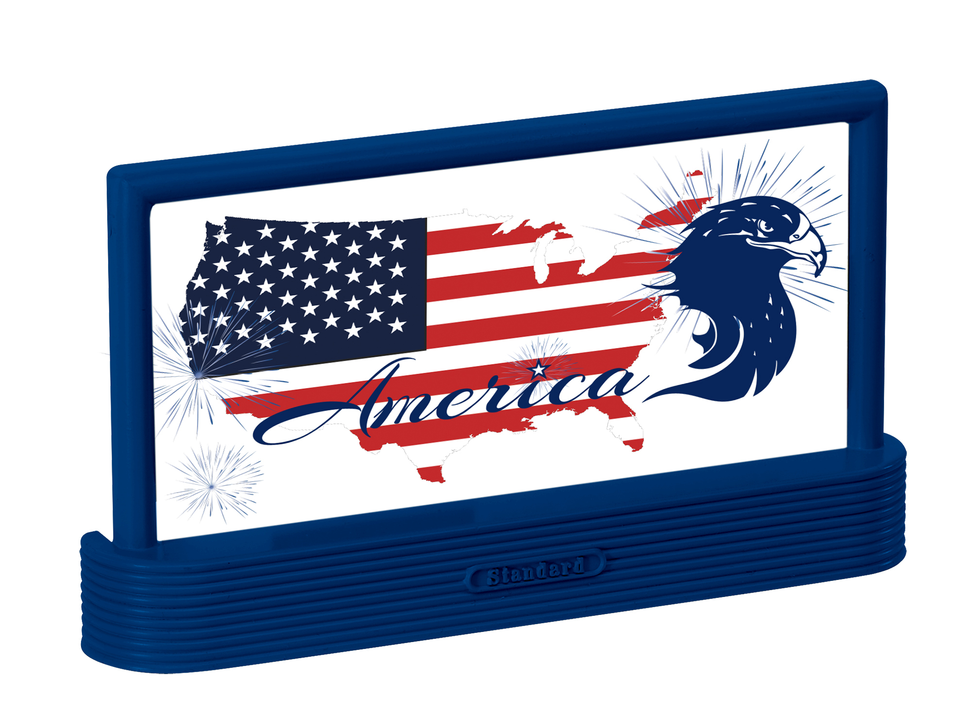 Stars & Stripes Billboard 3-pack - 'America' image