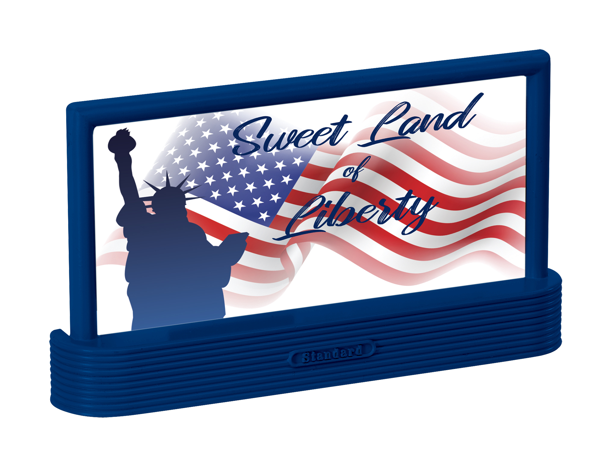 Stars & Stripes Billboard 3-pack - 'Sweet Land of Liberty' image