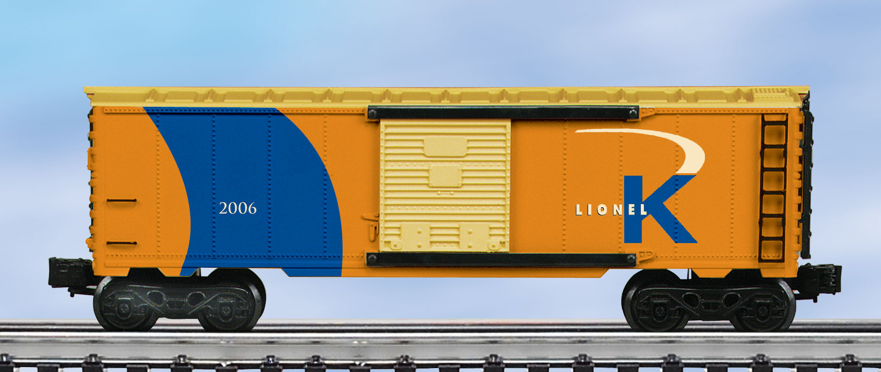 K-Line by Lionel (Launch Celebration) Boxcar image