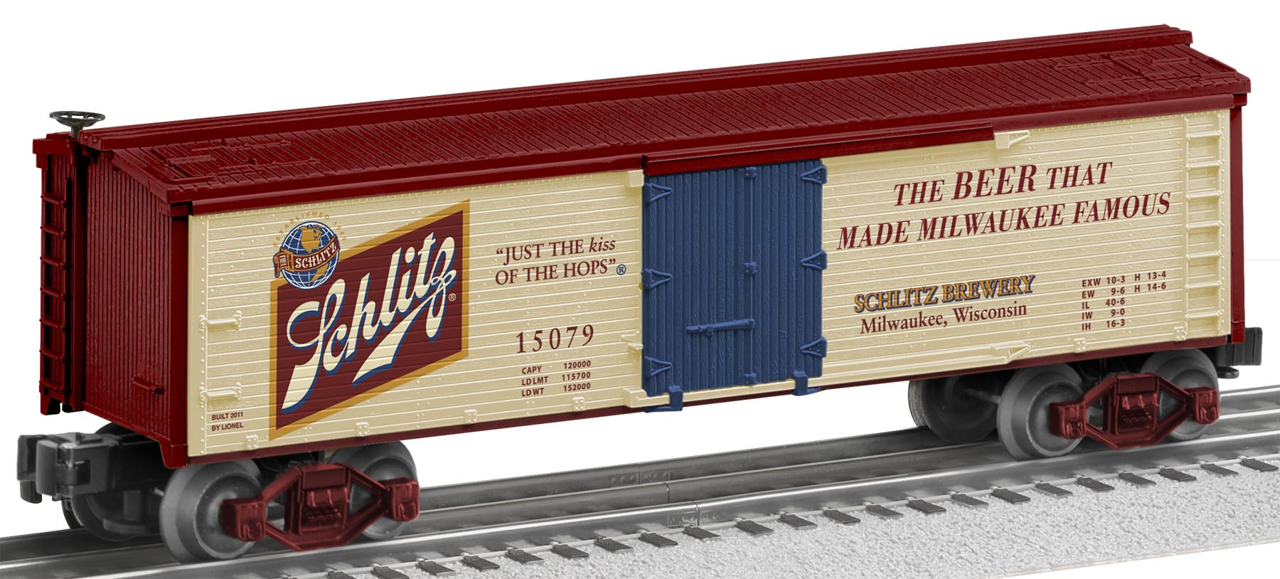 Schlitz Wood-Sided Reefer image