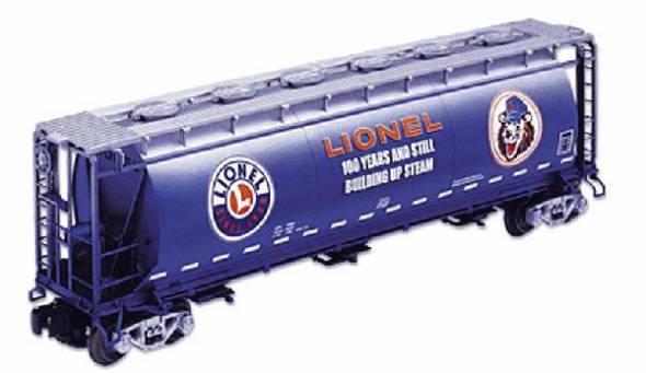 Lionel Lion 3-Bay Cylindrical Hopper image