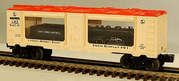 "LMS Display Car ""6445-01"" image"
