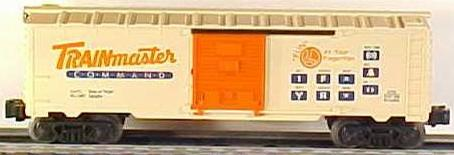 TrainMaster Command Control Box Car image