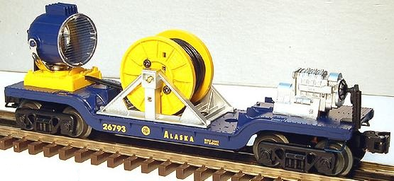 Alaska Extension Searchlight Car image