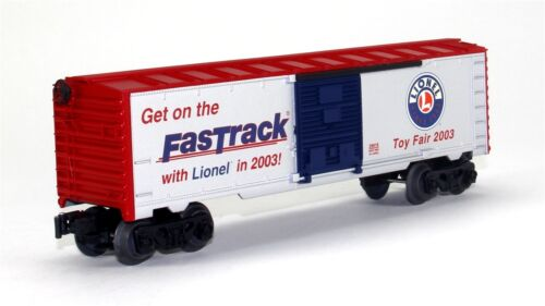 2003 Toy Fair Box Car image