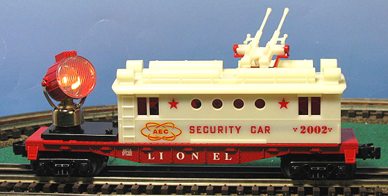 AEC Security Caboose image