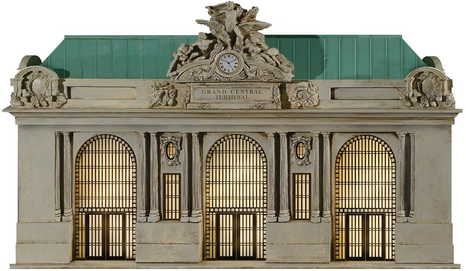 100th Anniversary Grand Central Terminal front view image