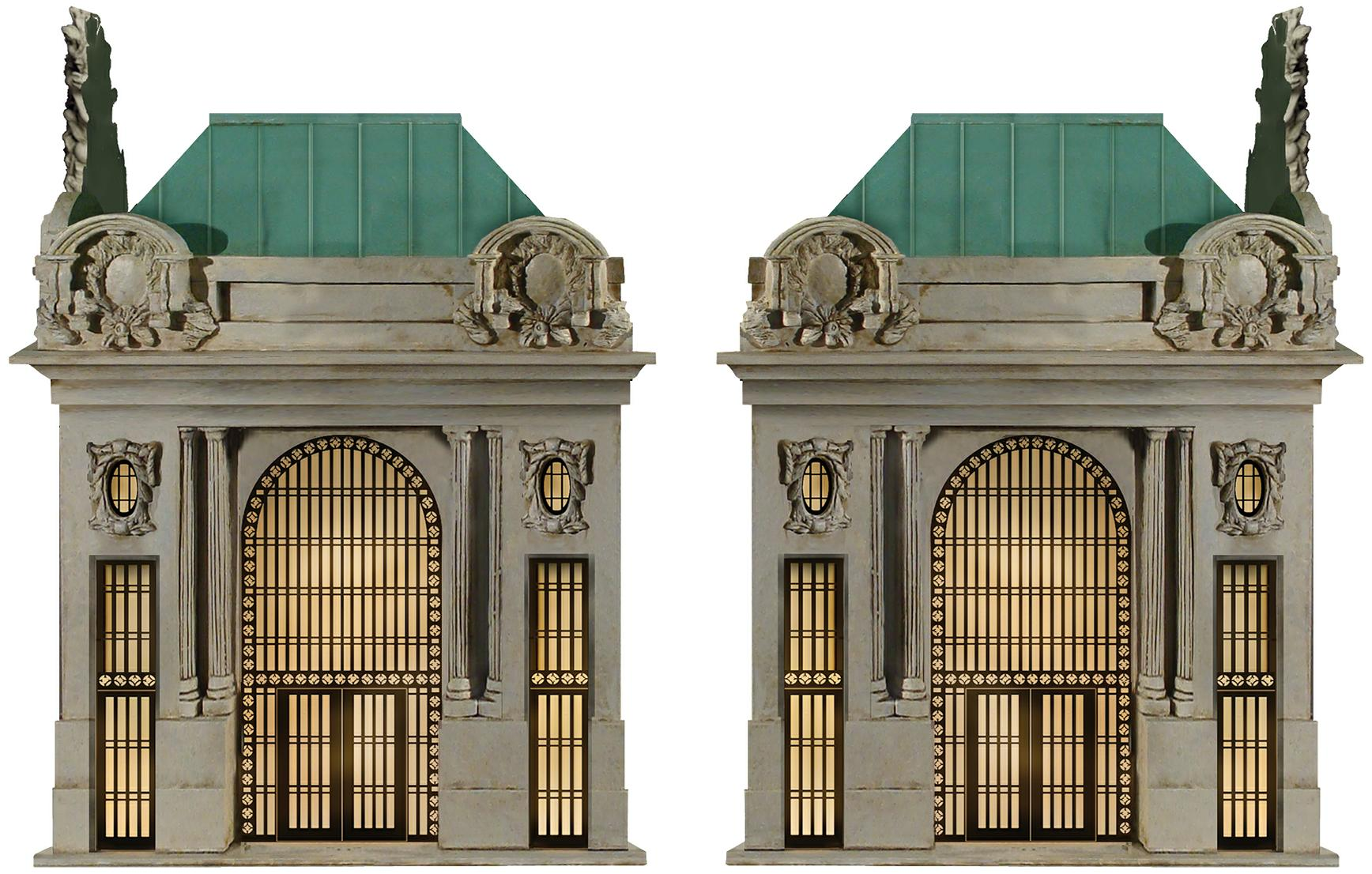100th Anniversary Grand Central Terminal end view image