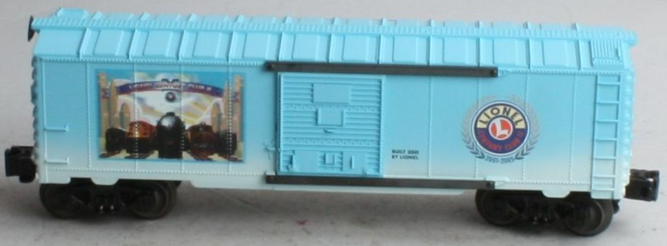 Lionel Century Club II – Box Car image