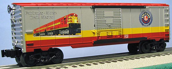 Lionel Century Club II – TrainMaster Box Car image