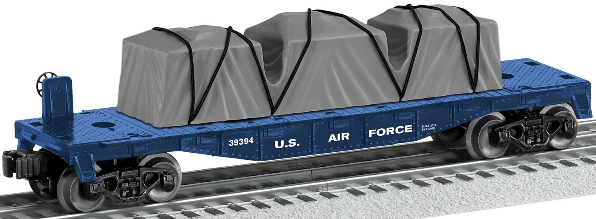 U.S. Air Force Made in USA Flatcar image