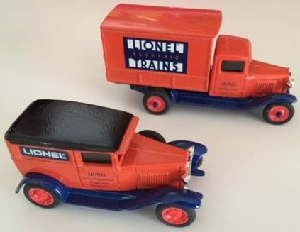 Lionel 2-piece Automobile Set image