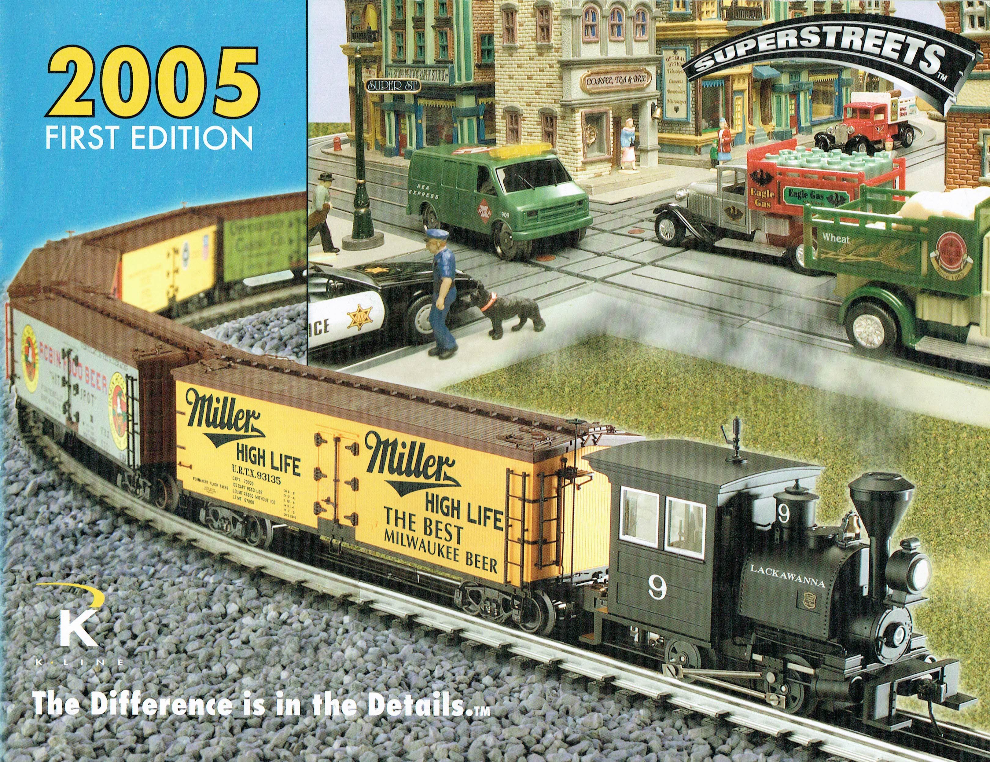 K-Line 2005 First Edition Catalog image