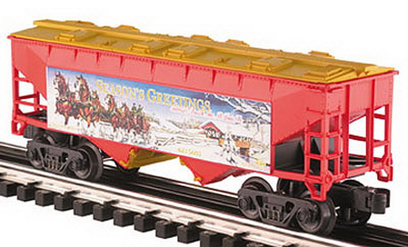 Anheuser-Busch 2000 Holiday Hopper image