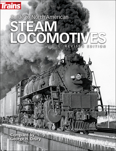 Guide to North American Steam Locomotives, Revised Edition image