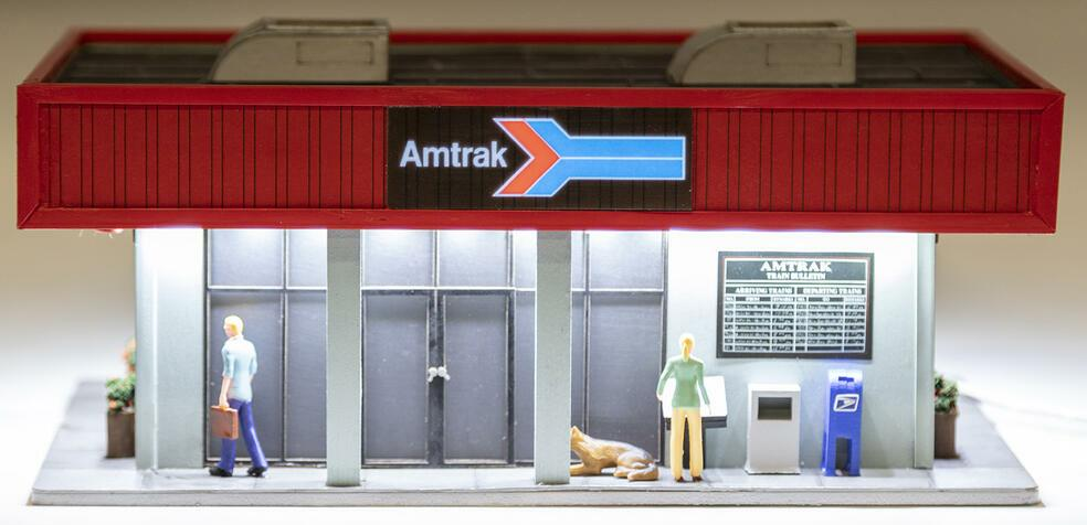 Amtrak® Station image