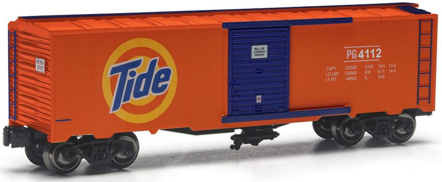 Tide® Box Car image