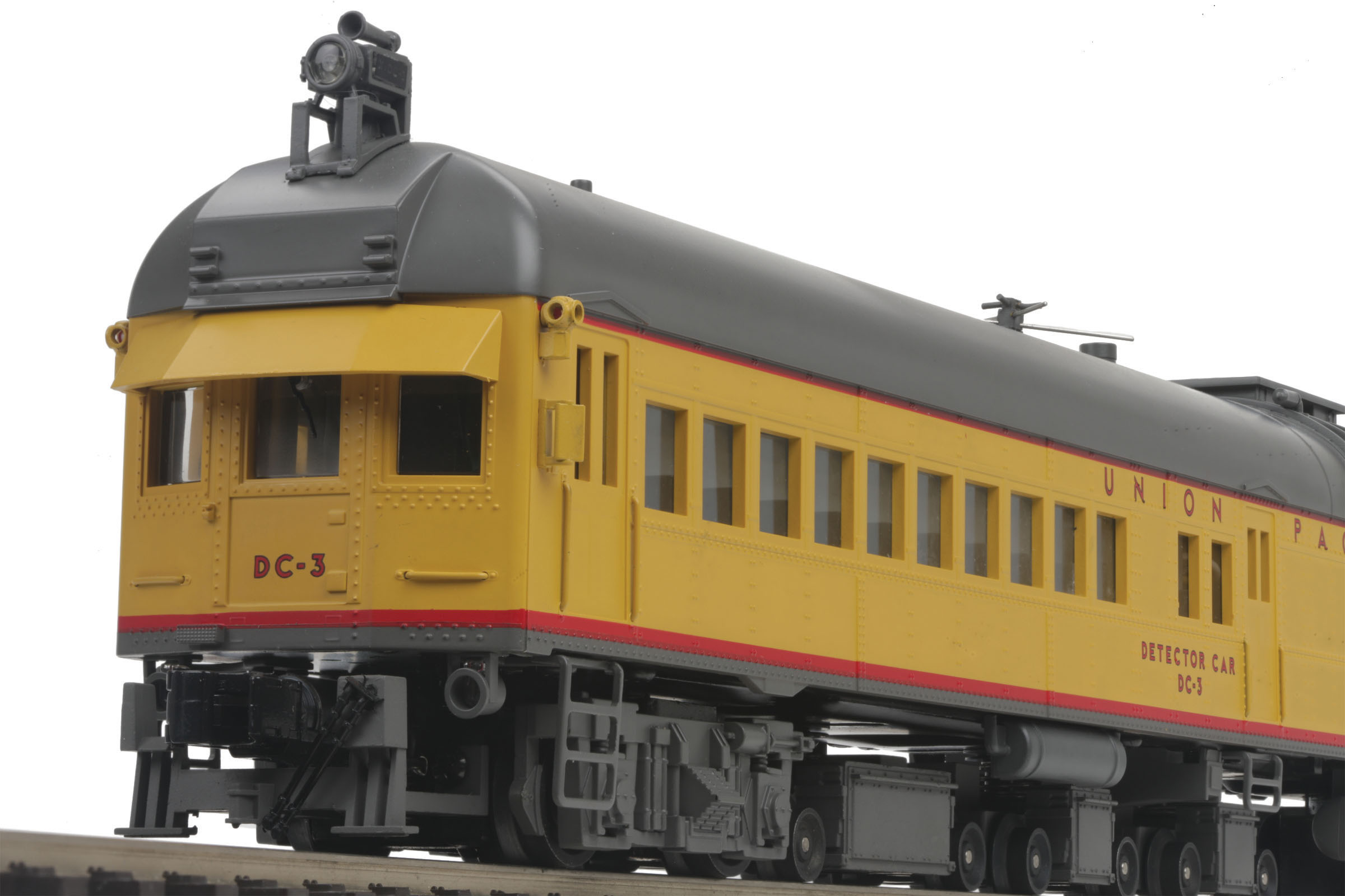 Union Pacific DC-3 Rail Inspection Car image
