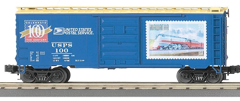 USPS Century Series #3 40' Single Door Box Car image