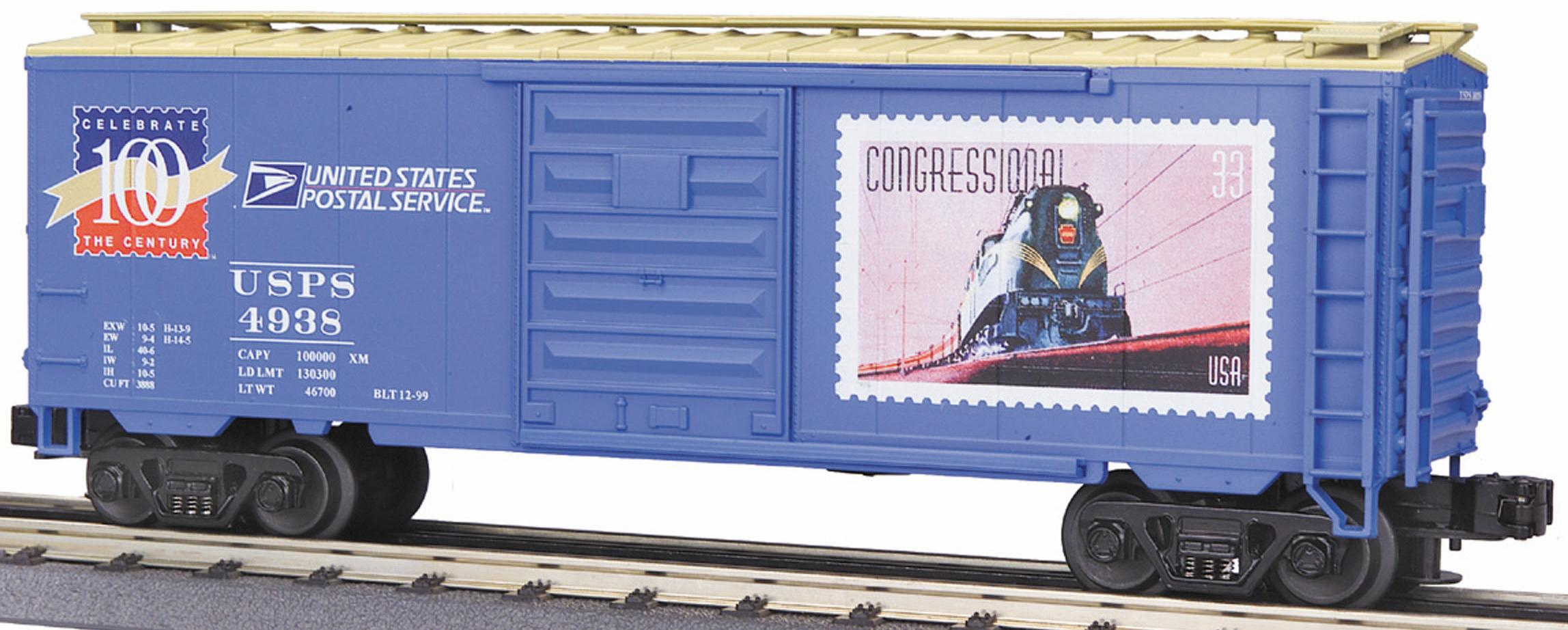 USPS Century Series #5 40' Single Door Box Car image