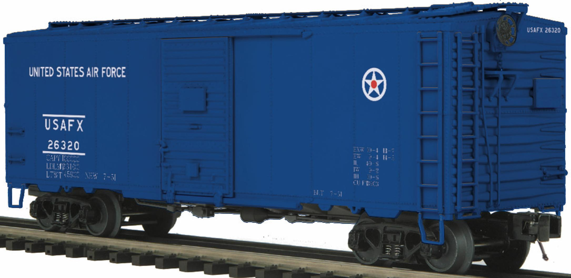40' AAR Box Car - U.S. Air Force image