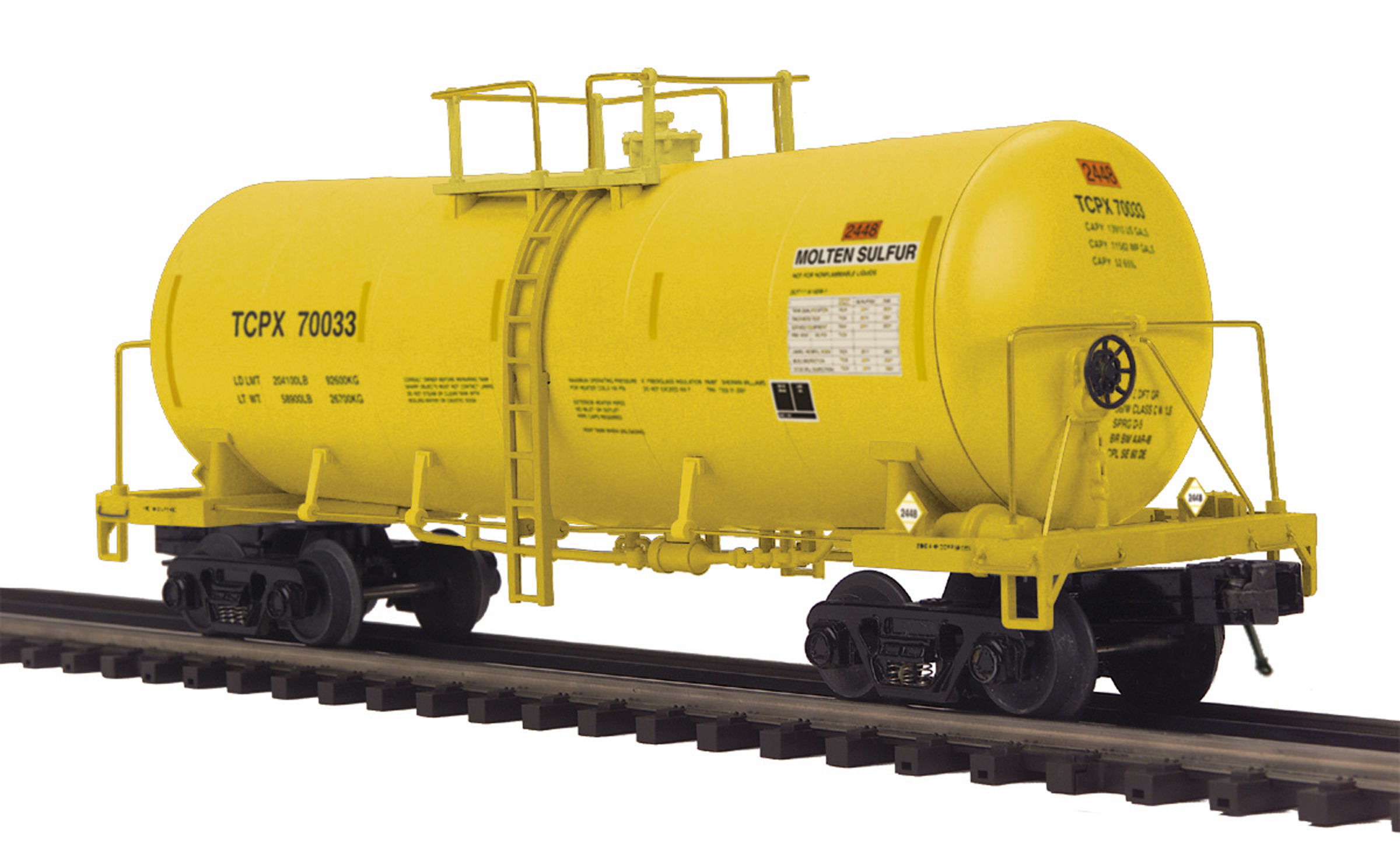 Trinity Industries Funnel Flow Tank Car image