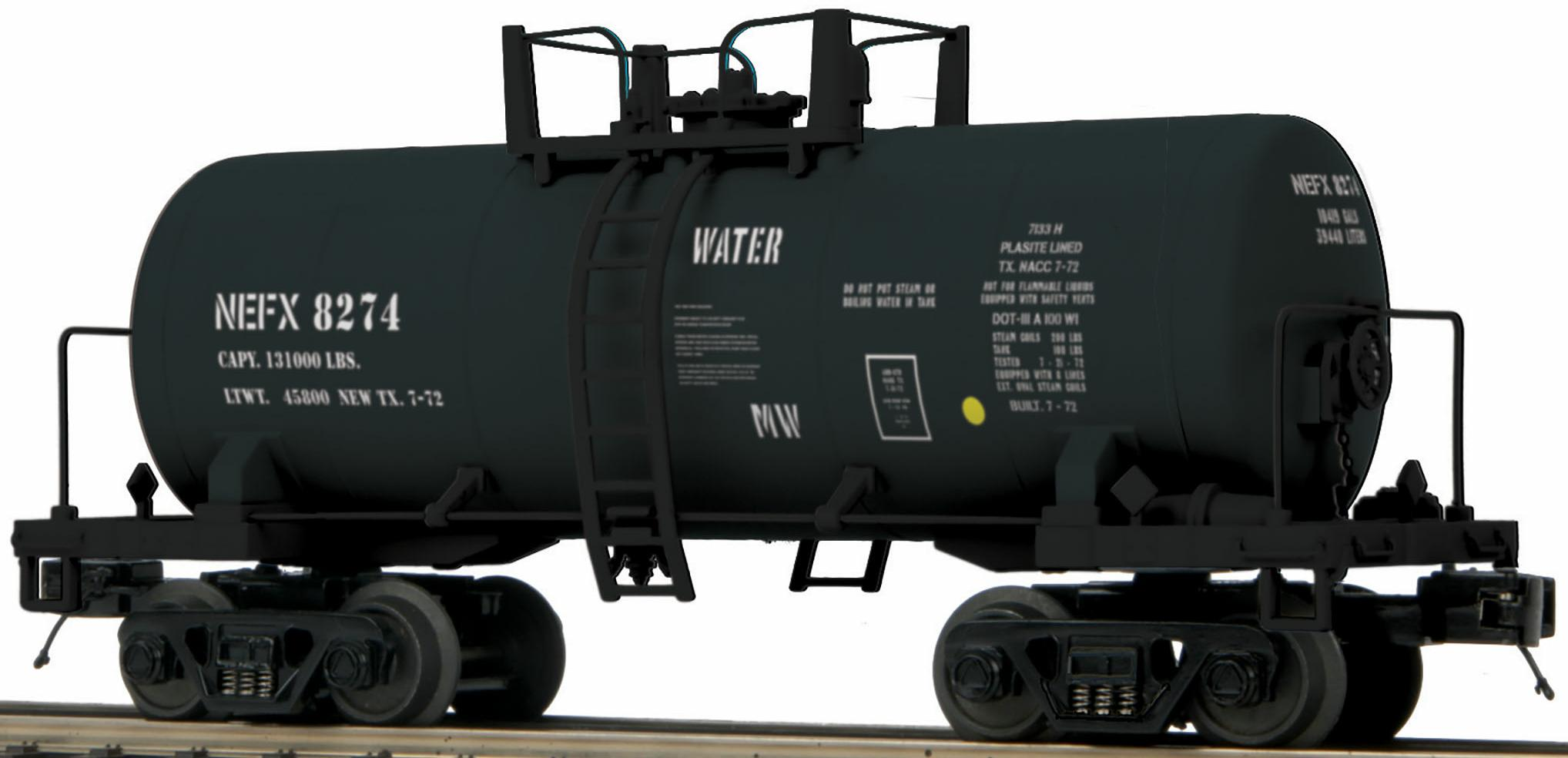 Maintenance of Way 8000 Gallon Tank Car (Non-Potable Water)  (20-96746) image