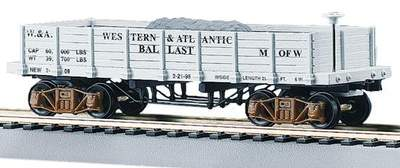 Western & Atlantic 19th Century Gondola Car image