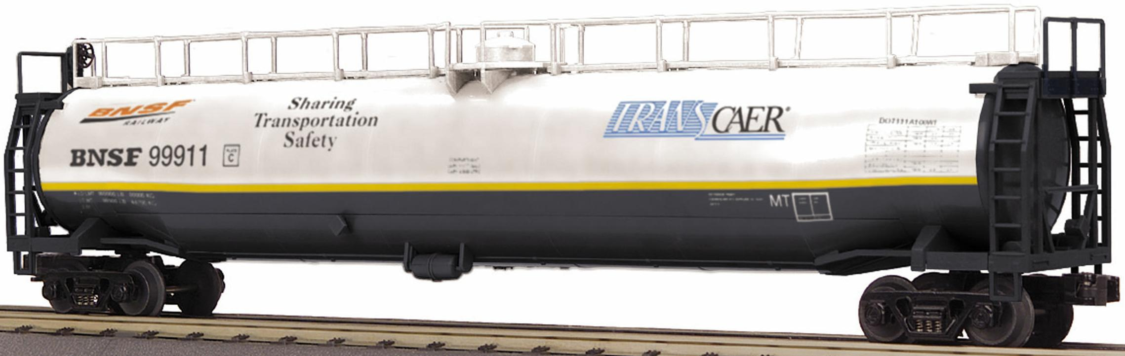 BNSF 33K Gallon Tank Car image