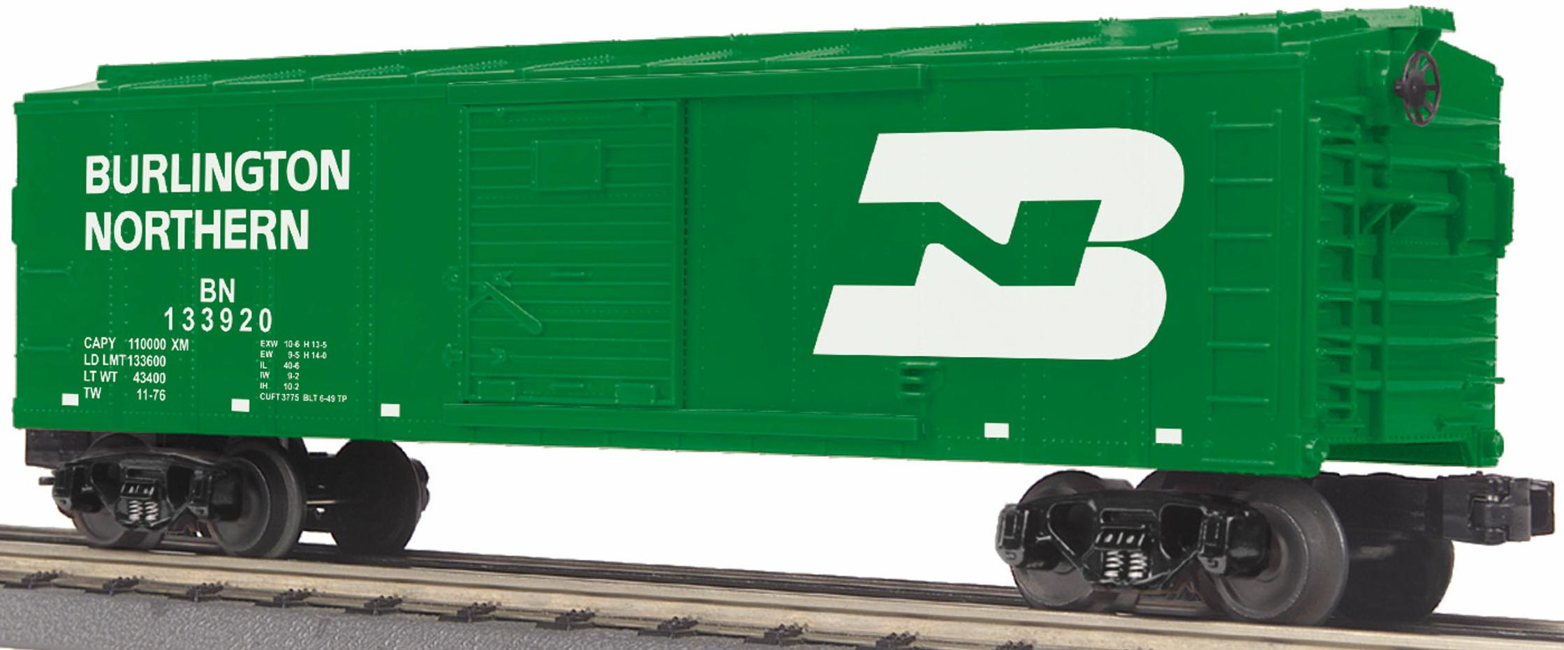 Burlington Northern Box Car image