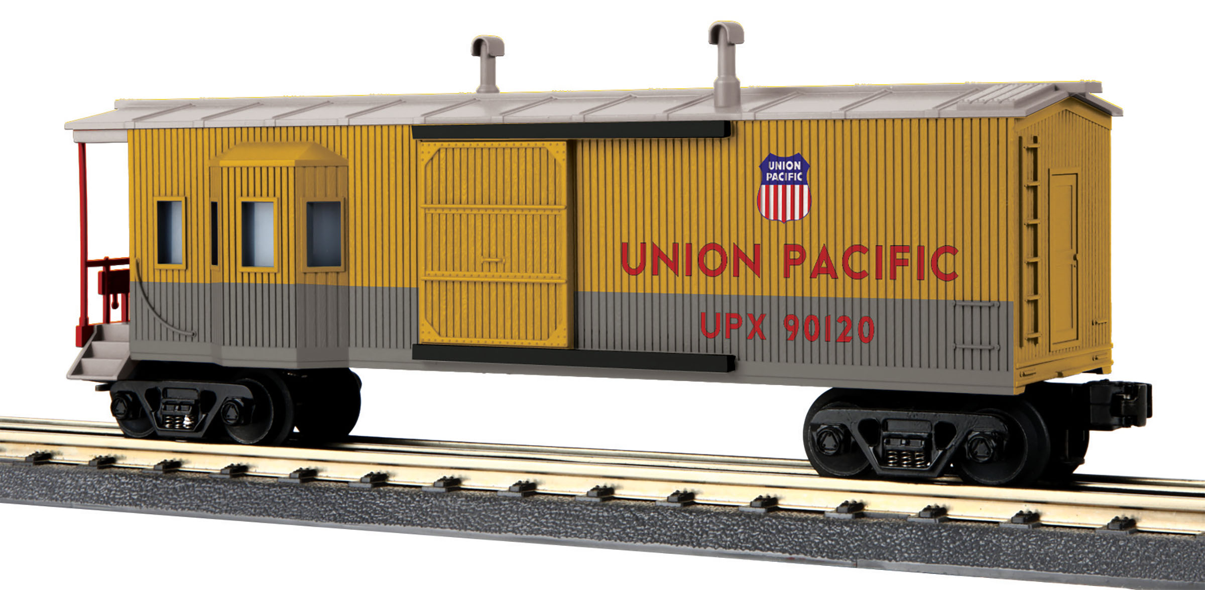 Union Pacific Work Caboose image