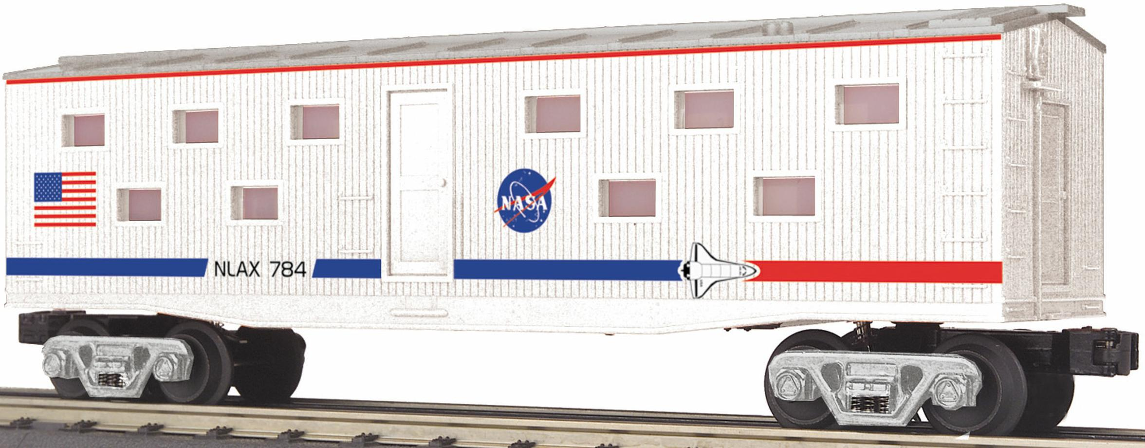 NASA Bunk Car image