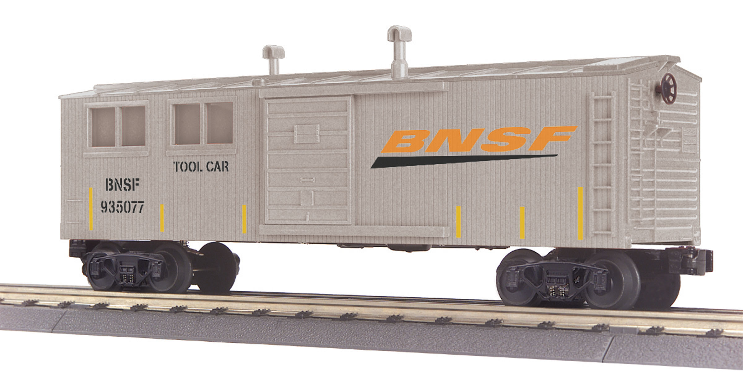 BNSF Engineering Car image