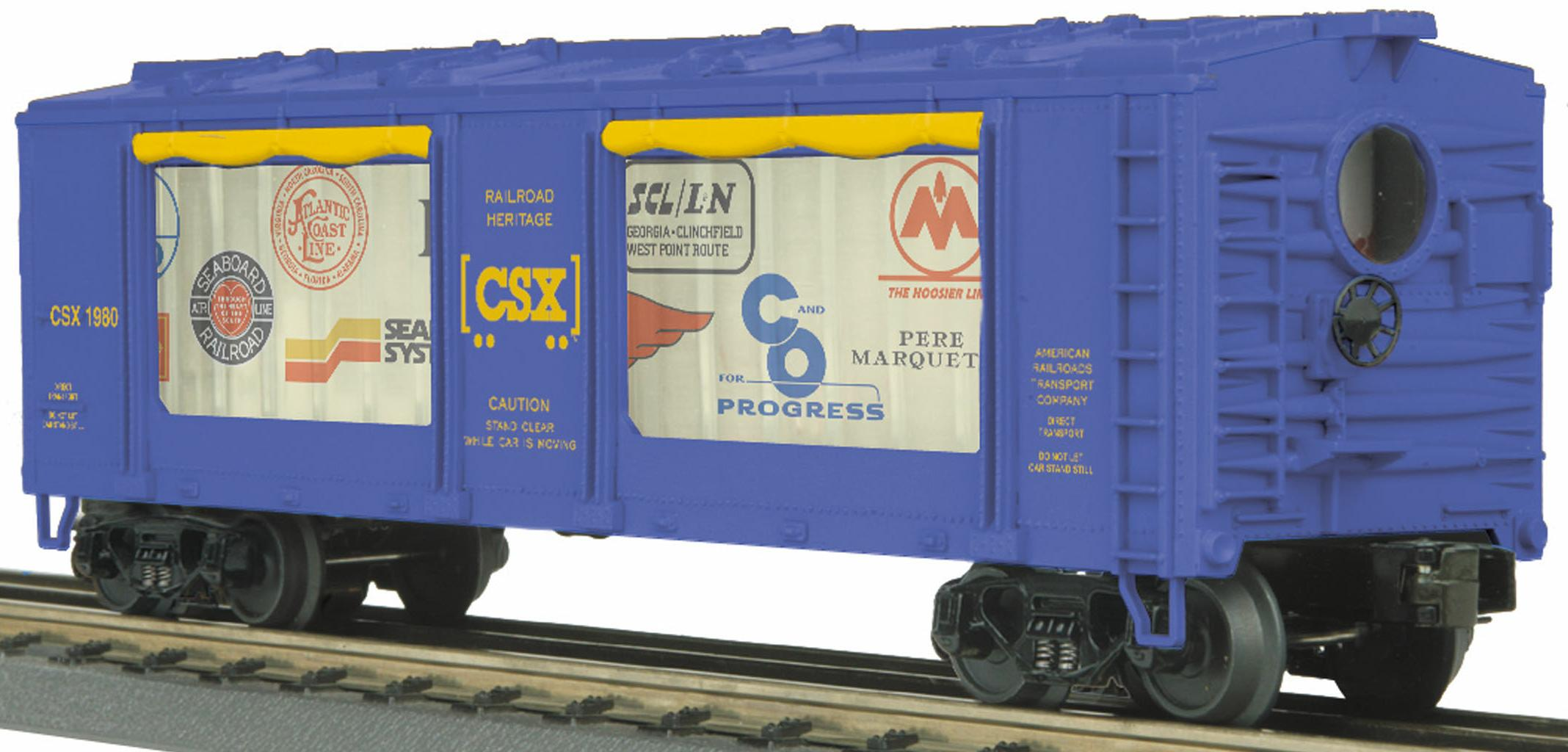 CSX - Operating Action Car (30-79512) image
