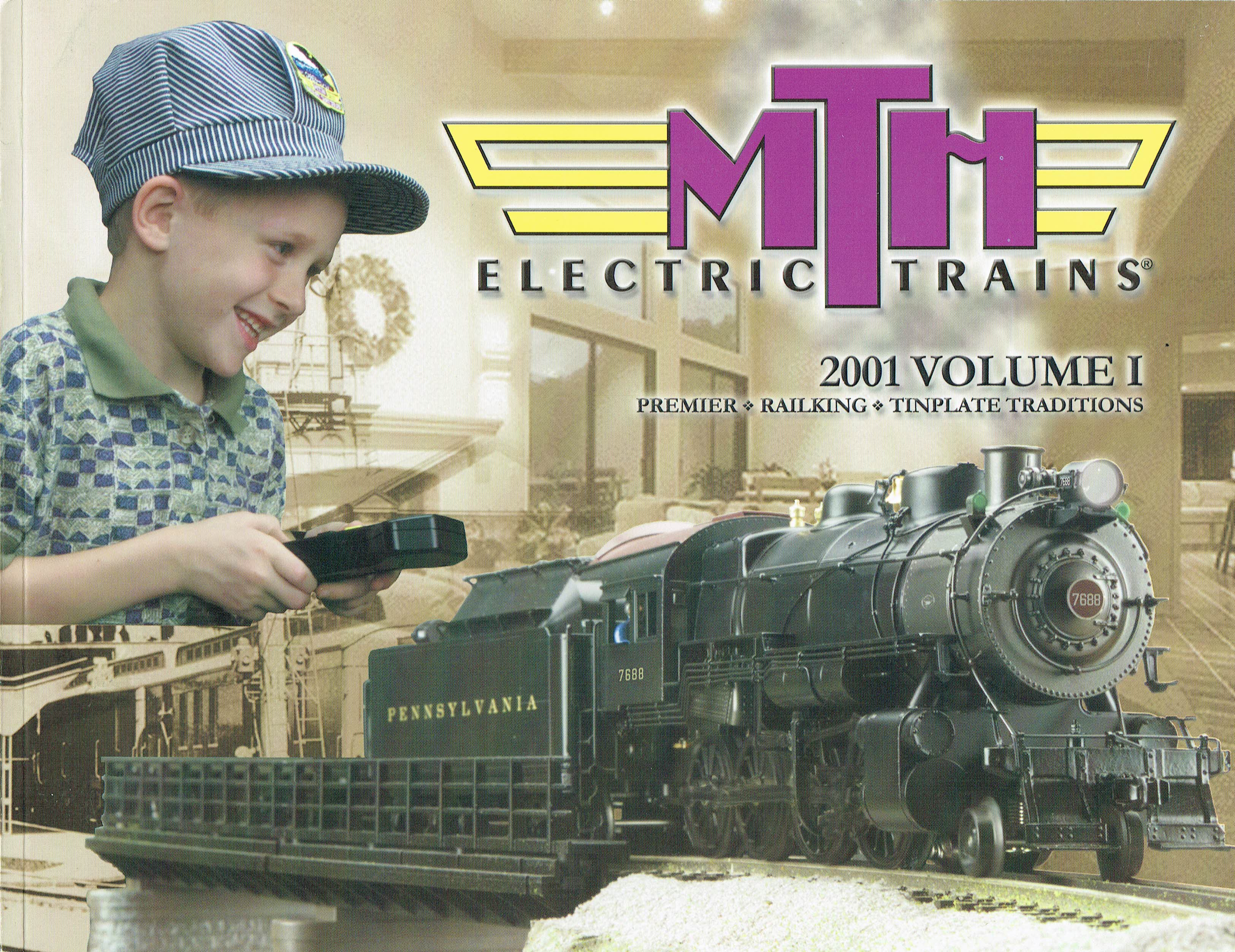 MTH 2001 Volume I Catalog image