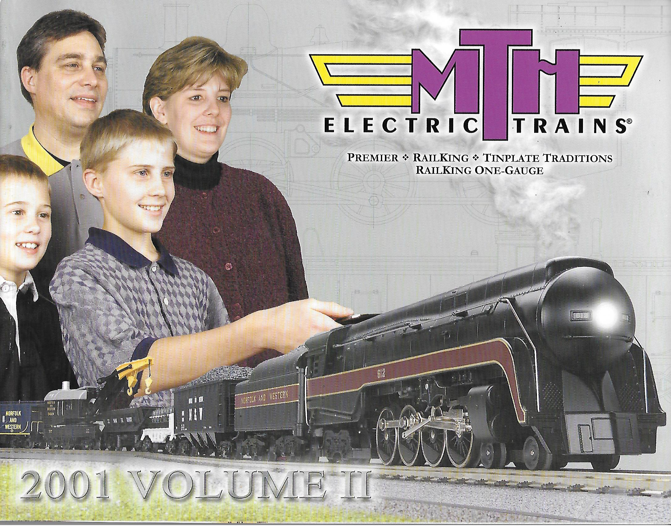 MTH 2001 Volume II Catalog image