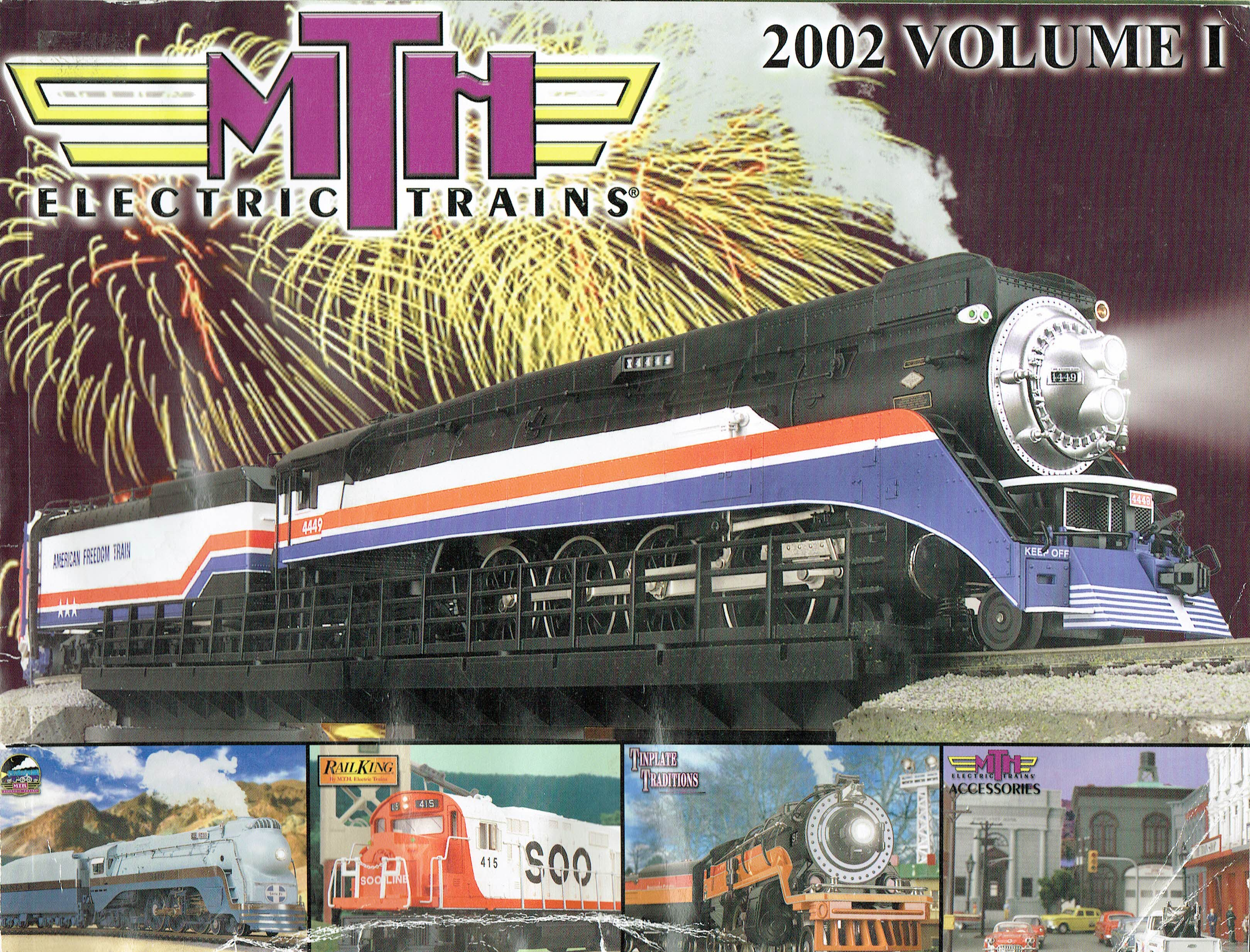MTH 2002 Volume I Catalog image