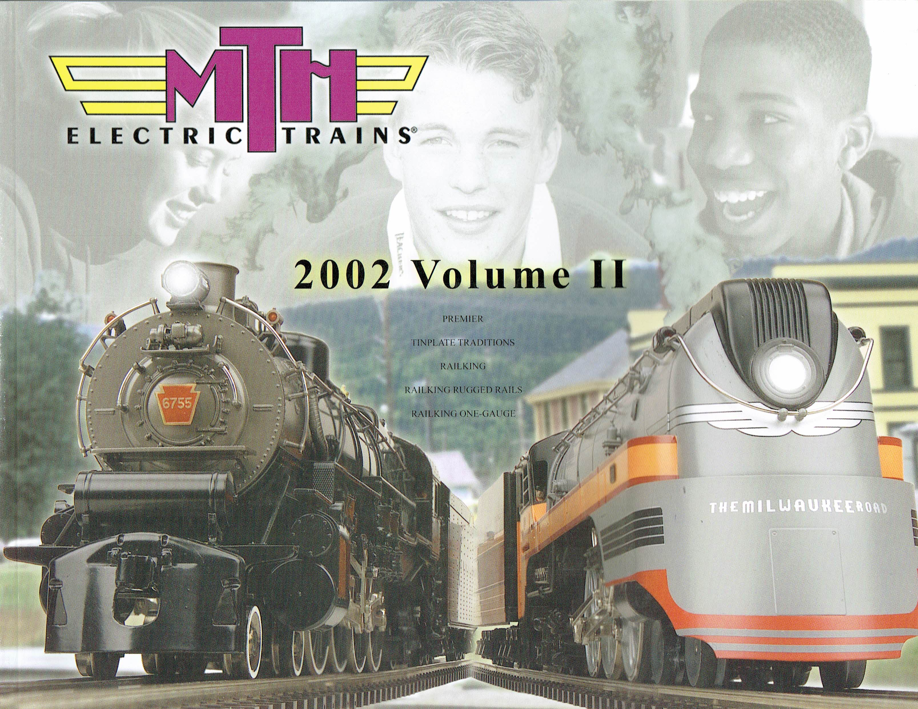 MTH 2002 Volume II Catalog image