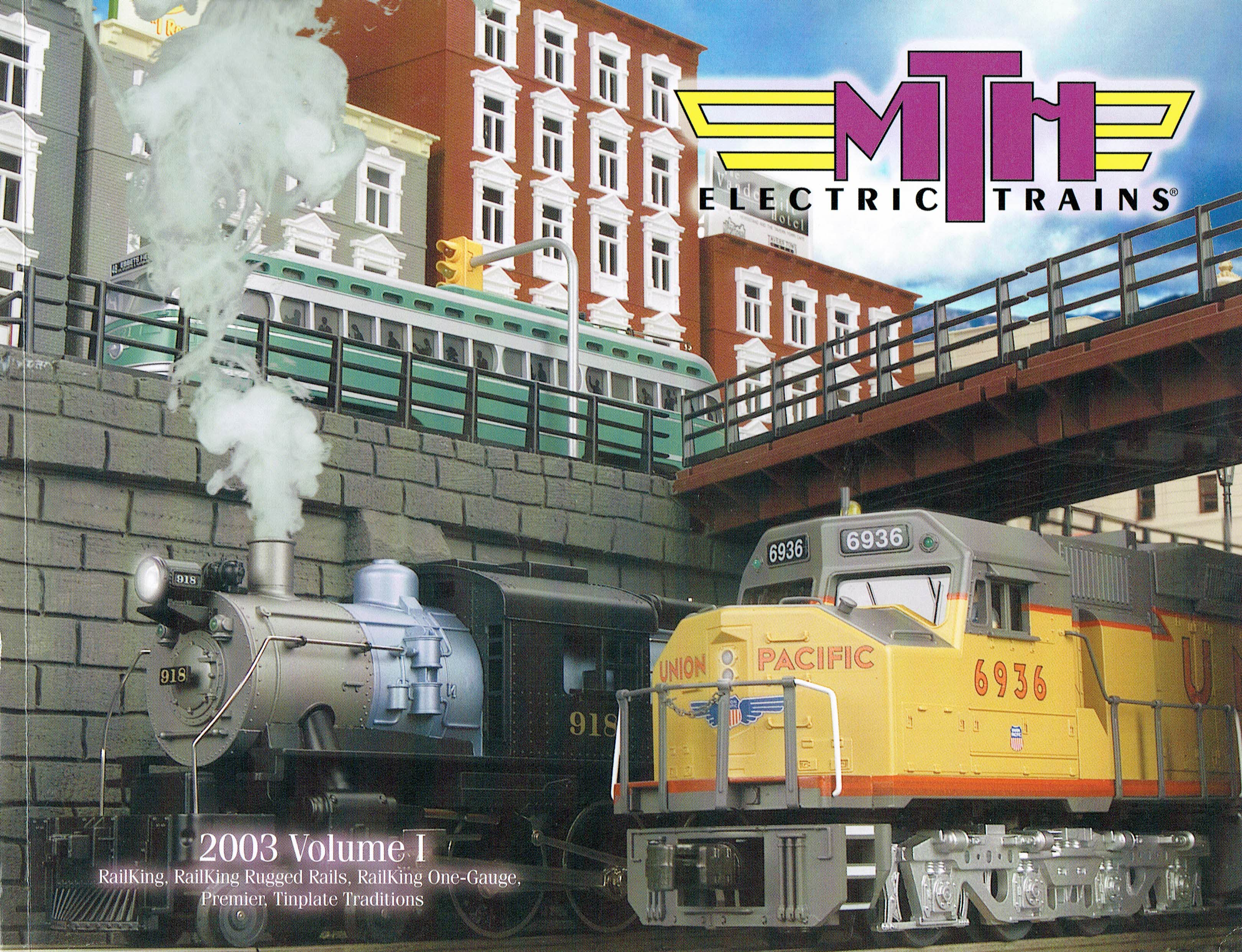 MTH 2003 Volume I Catalog image