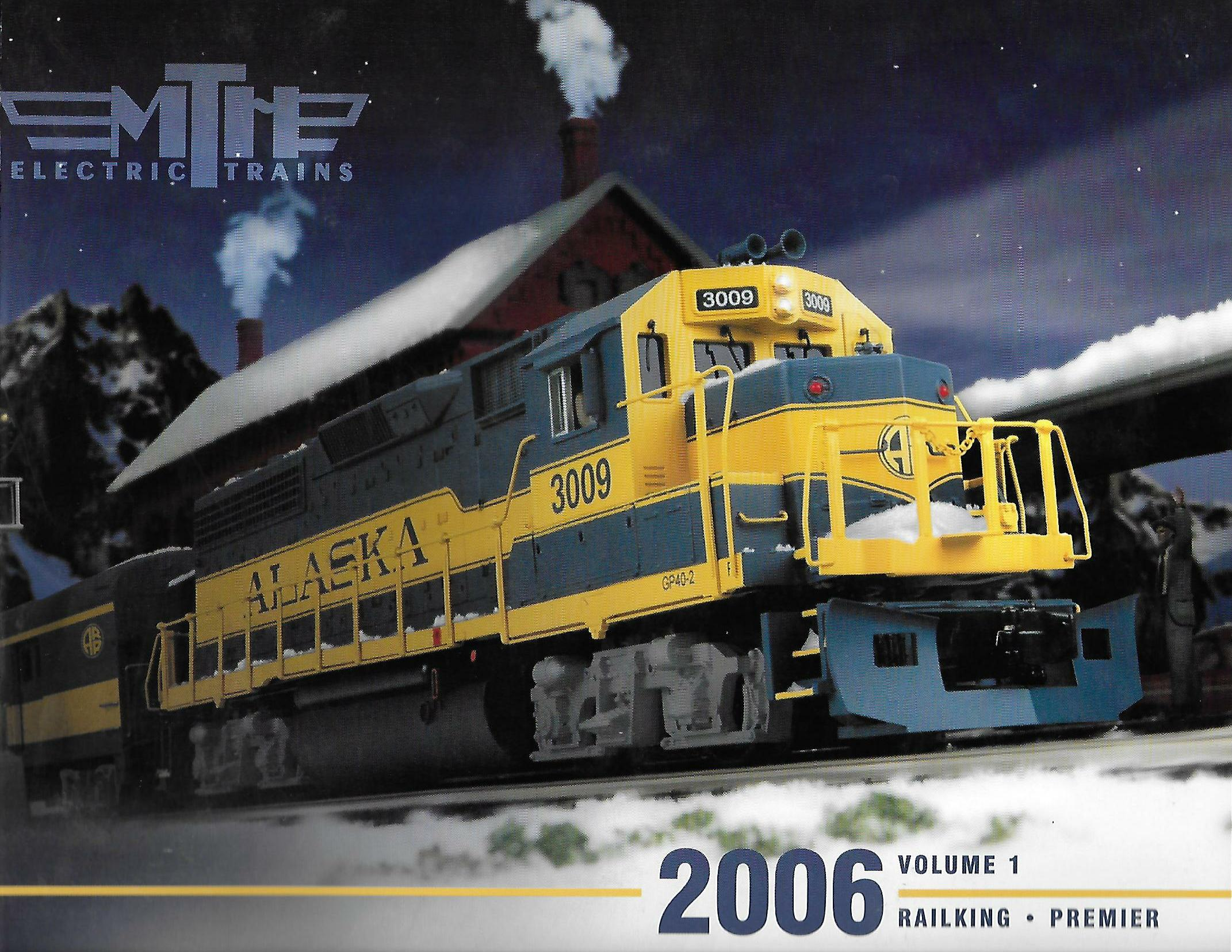 MTH 2006 Volume 1 Catalog image