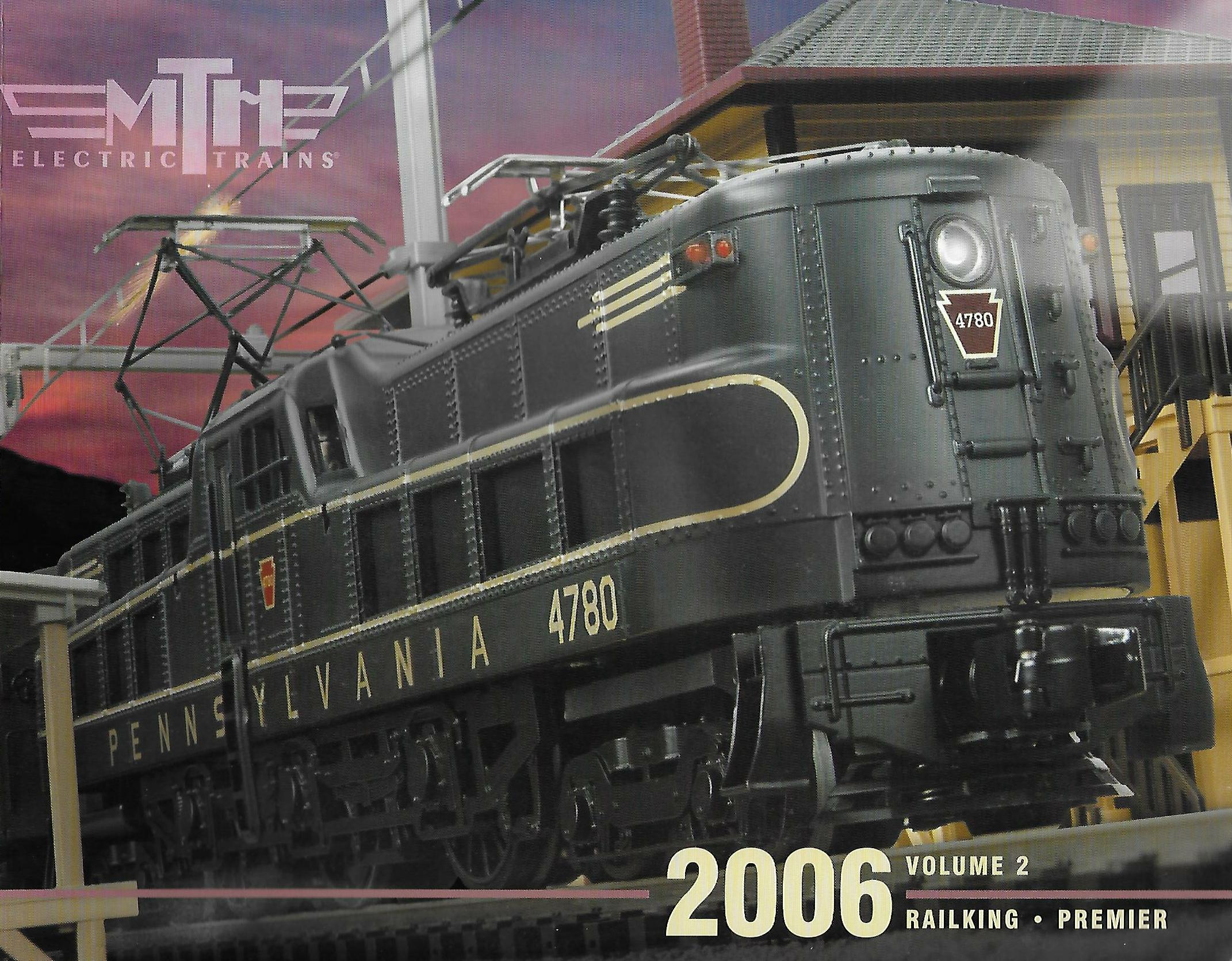 MTH 2006 Volume 2 Catalog image