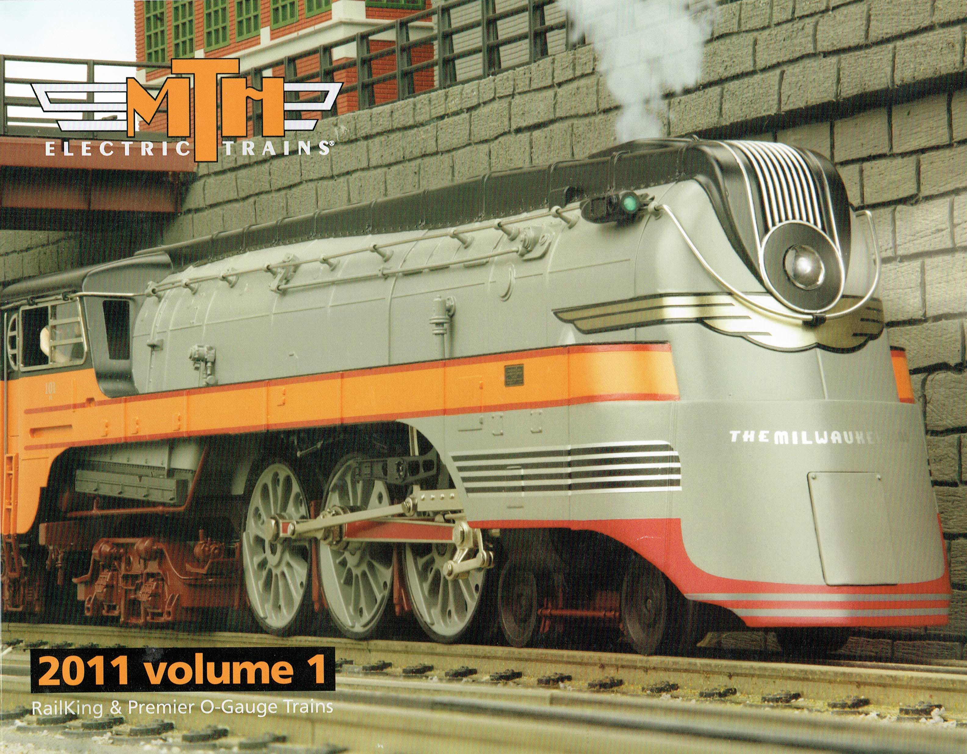 MTH 2011 Volume 1 Catalog image