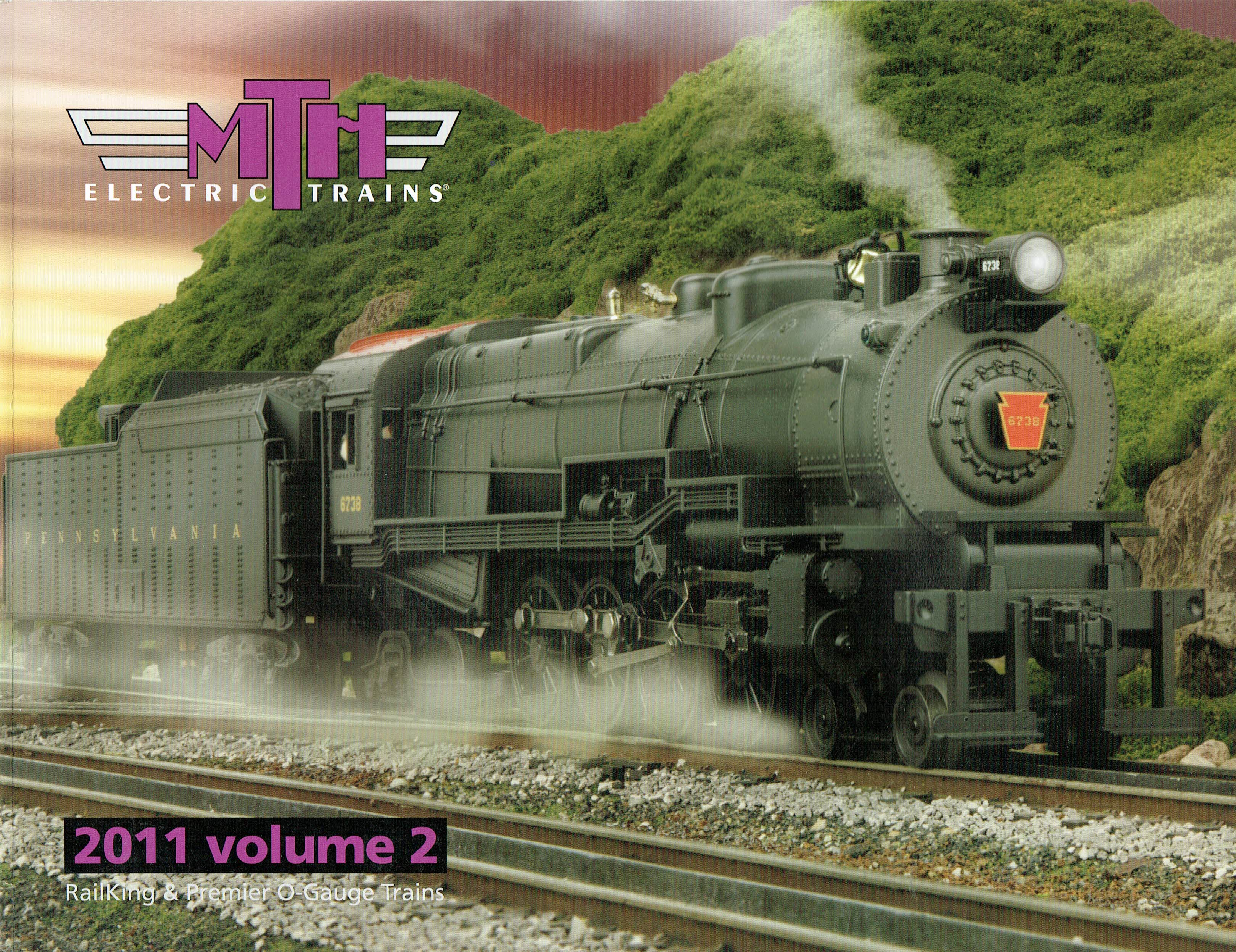 MTH 2011 Volume 2 Catalog image
