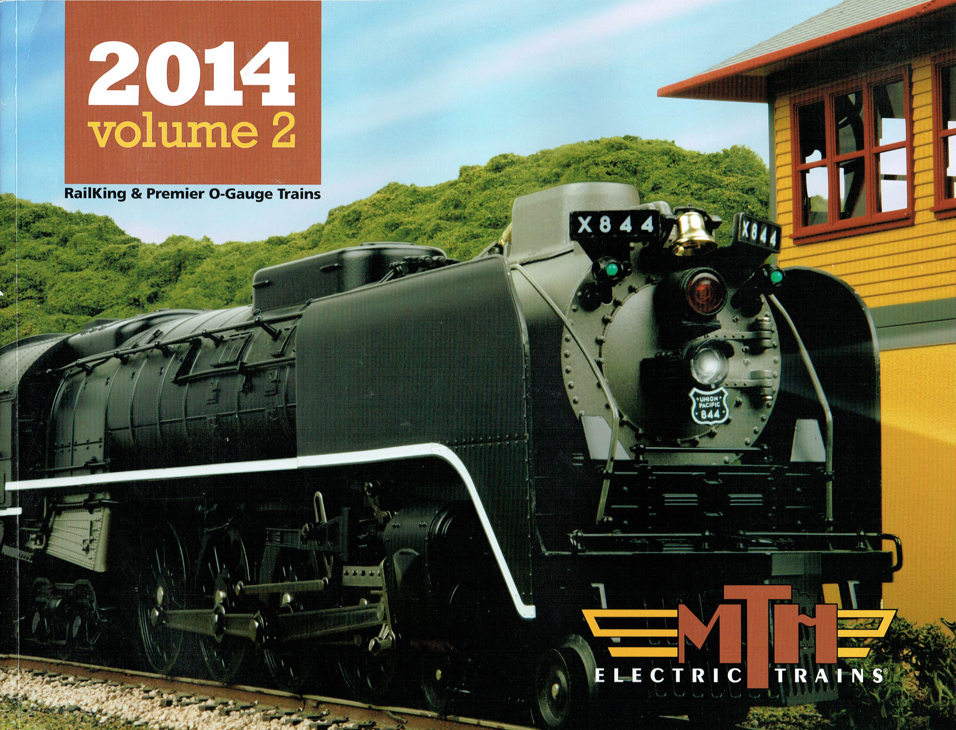MTH 2014 Volume 2 Catalog image