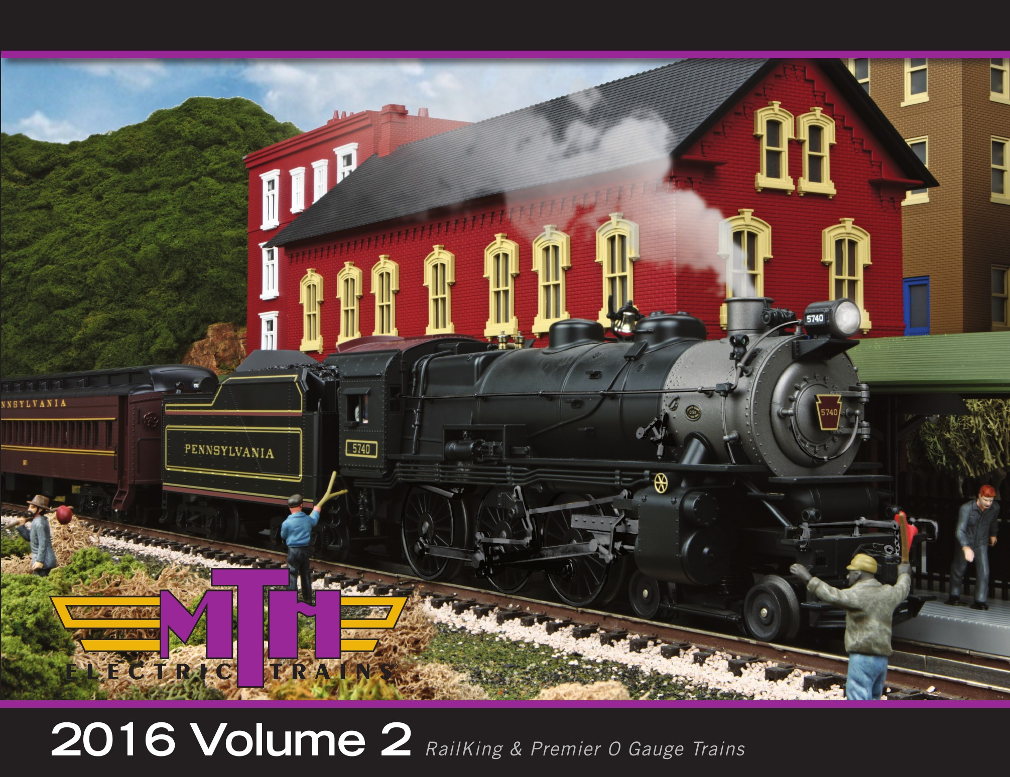 MTH 2016 Volume 2 Catalog image