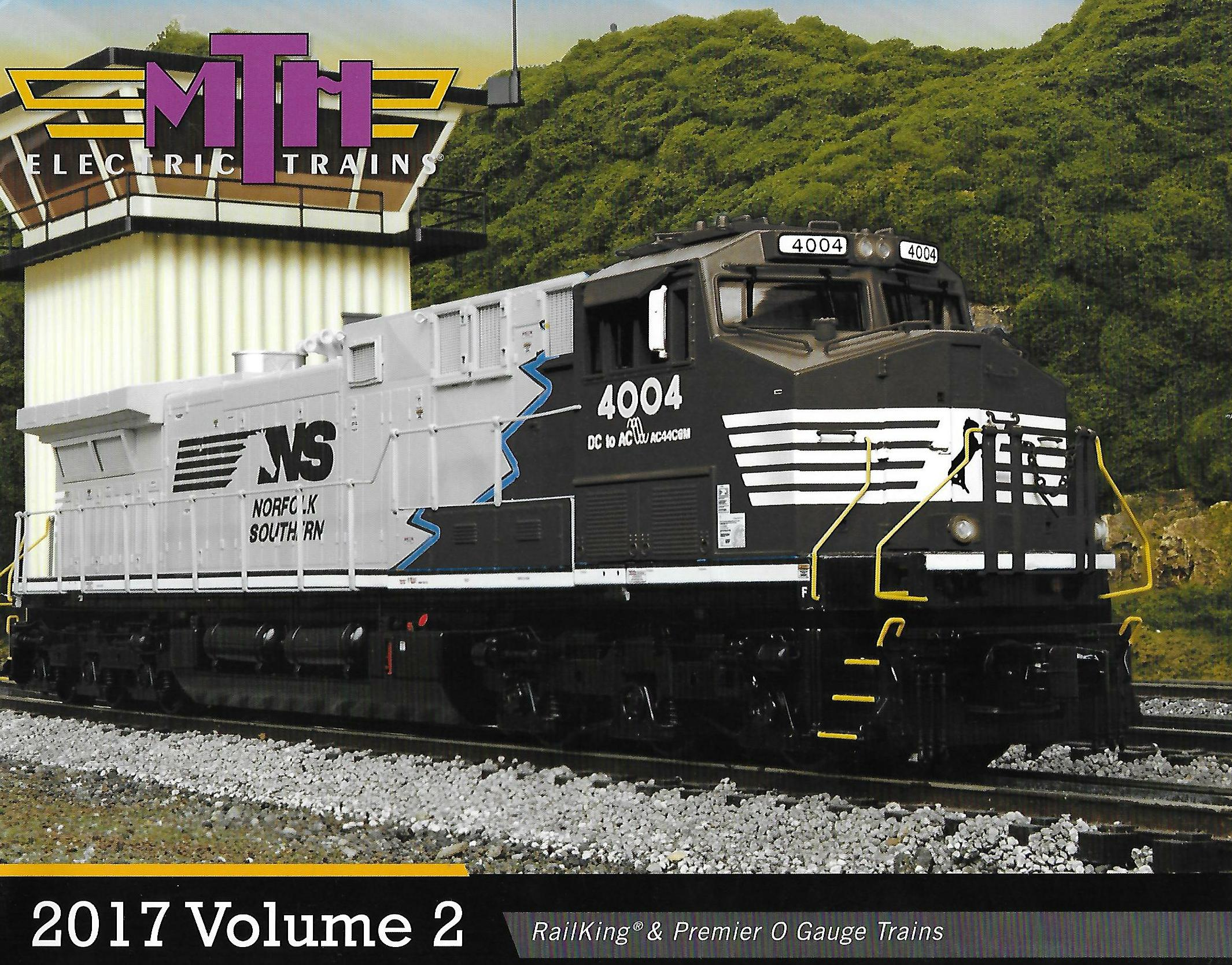 MTH 2017 Volume 2 Catalog image