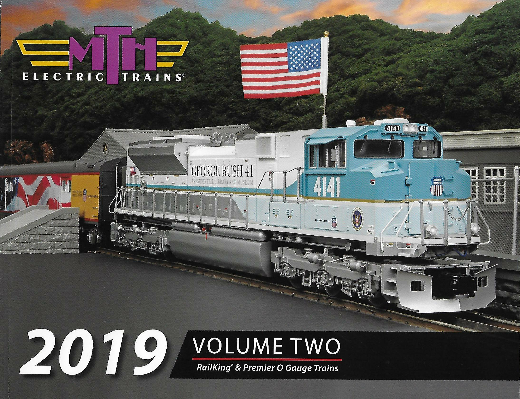 MTH 2019 Volume Two Catalog image