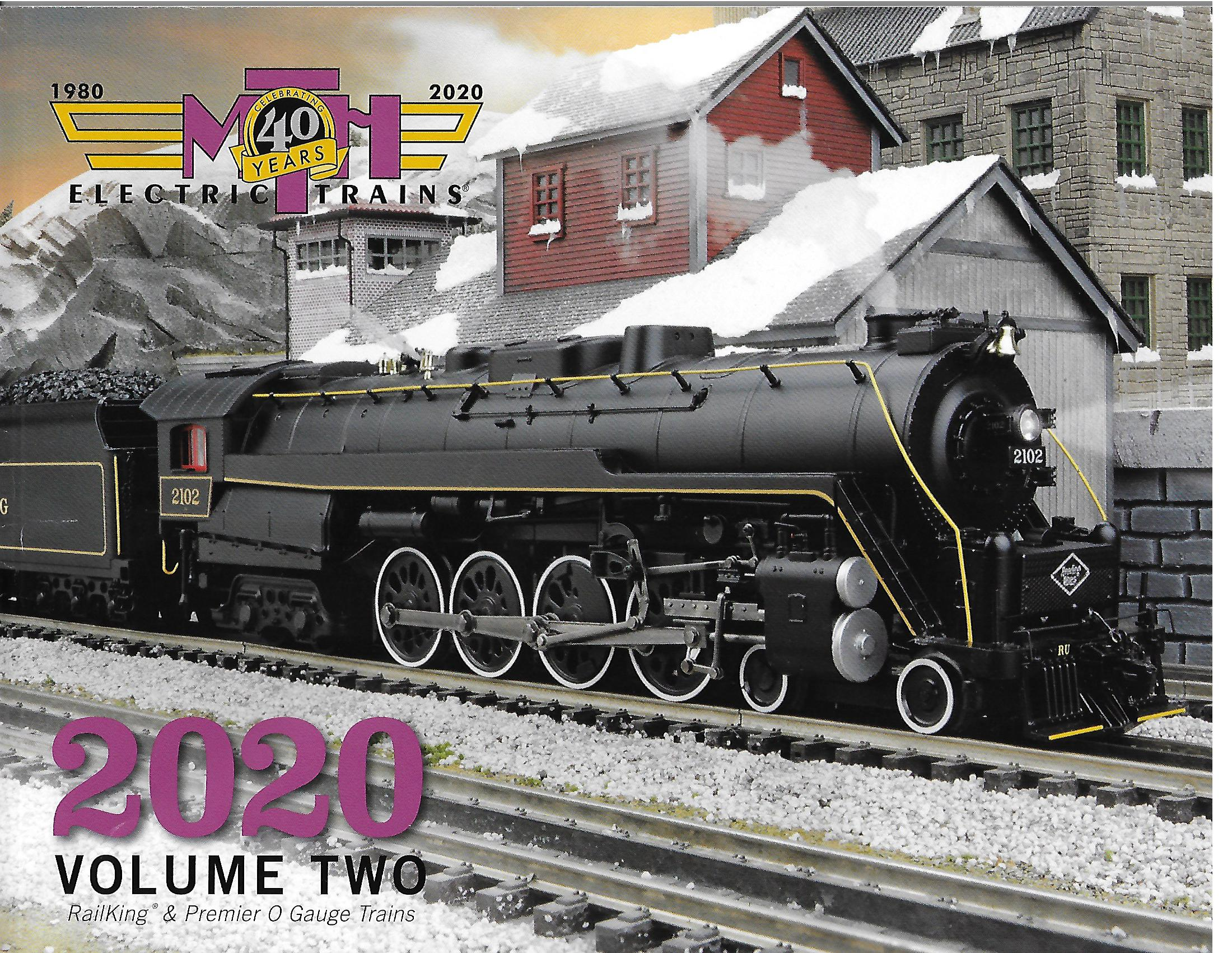 MTH 2020 Volume Two Catalog image