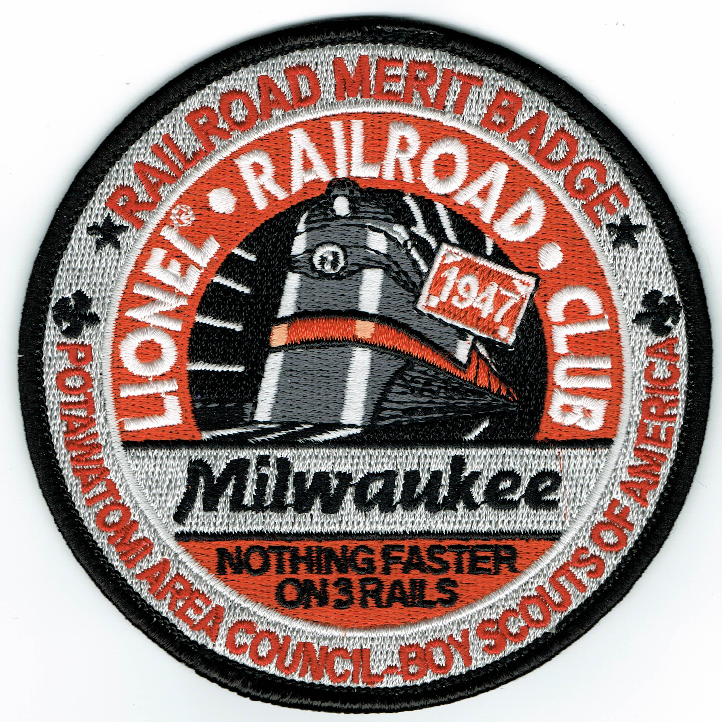 Railroad MB - Milw LRRC - Potawatomi Council BSA image